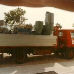 Il vecchio camion