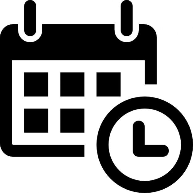 calendario-con-un-tool-di-tempo-orologio_318-50627