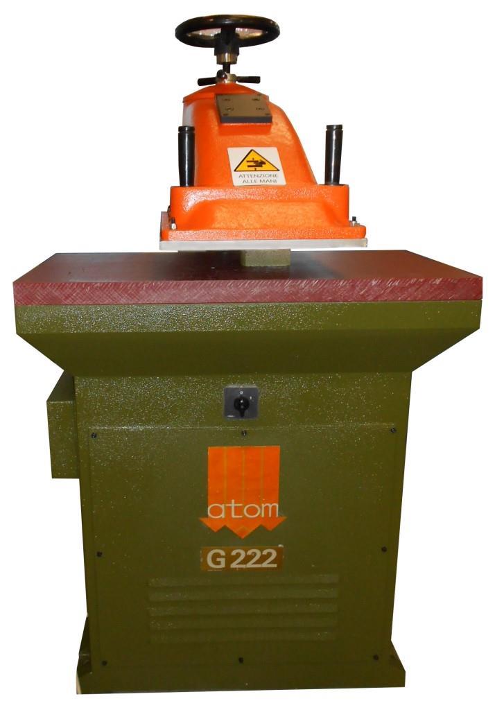 TRANCIA A BANDIERA G222 - ATOM